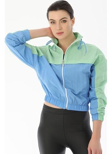 Emjey Ceket Yeşil